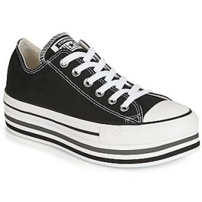 Xαμηλά Sneakers Converse CHUCK TAYLOR ALL STAR PLATFORM EVA LAYER CANVAS OX ΣΤΕΛΕΧΟΣ: Ύφασμα & ΕΠΕΝΔΥΣΗ: Ύφασμα & ΕΣ. ΣΟΛΑ: Ύφασμα & ΕΞ. ΣΟΛΑ: Καουτσούκ