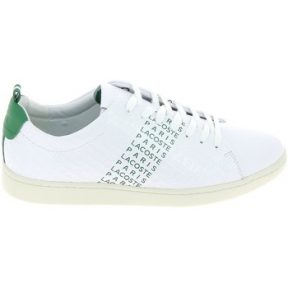 Xαμηλά Sneakers Lacoste Carnaby Evo Blanc Vert [COMPOSITION_COMPLETE]