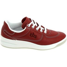 Xαμηλά Sneakers TBS Brandy Rouge Blanc [COMPOSITION_COMPLETE]