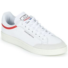 Xαμηλά Sneakers adidas AMERICANA LOW ΣΤΕΛΕΧΟΣ: Δέρμα / ύφασμα & ΕΠΕΝΔΥΣΗ: Ύφασμα & ΕΣ. ΣΟΛΑ: Ύφασμα & ΕΞ. ΣΟΛΑ: Καουτσούκ