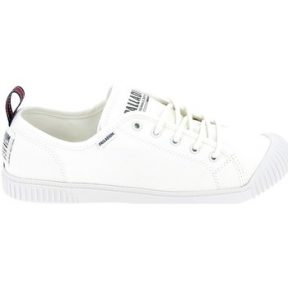 Xαμηλά Sneakers Palladium Easy Lace Blanc [COMPOSITION_COMPLETE]