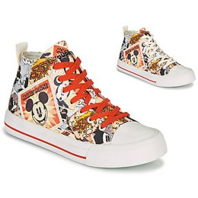 Ψηλά Sneakers Desigual BETA MICKEY