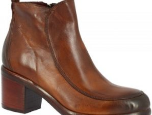 Μπότες Leonardo Shoes 35165/8 BIS PAPUA MARRONE