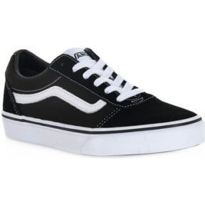 Sneakers Vans IJU Y WARD BLACK WHITE