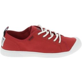 Xαμηλά Sneakers Palladium Manufacture Easy Lace Rouge