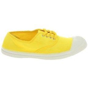 Παπούτσια του τέννις Bensimon Toile Lacet Citron