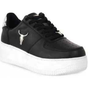 Xαμηλά Sneakers Windsor Smith RICH BRAVE BLK SILVER