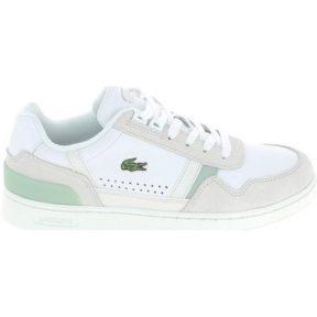Xαμηλά Sneakers Lacoste T Clip Blanc Vert