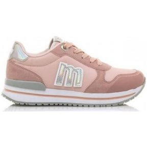 Xαμηλά Sneakers MTNG ZAPATILLAS ROSAS MUJER 48338 [COMPOSITION_COMPLETE]