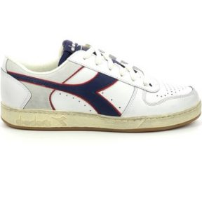 Sneakers Diadora Baskets Game l Waxed Row Cut [COMPOSITION_COMPLETE]