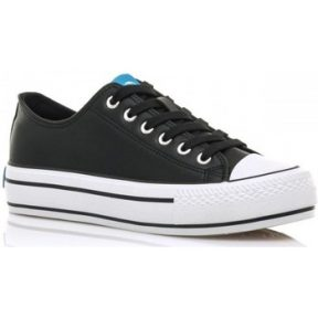 Xαμηλά Sneakers MTNG ZAPATILLAS MUJER NEGRO 60173 [COMPOSITION_COMPLETE]