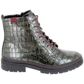 Μπότες Jana Boots 25222 Noir Croco