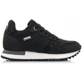 Xαμηλά Sneakers MTNG ZAPATILLAS NEGRAS MUJER 60016 [COMPOSITION_COMPLETE]