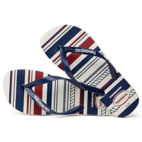 Havaianas – Havaianas Top Nautical 4137126-5035 – λευκο/μπλε