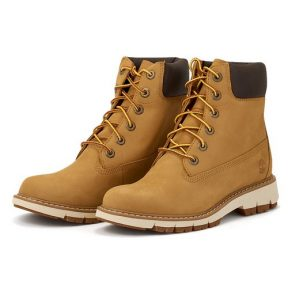 Timberland – Timberland Lucia Way 6In Wp Wht TB0A1T6U2311 – κιτρινο