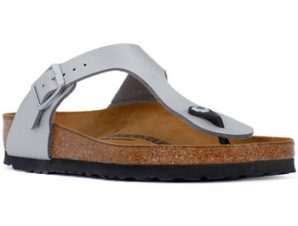 Σαγιονάρες Birkenstock GIZEH GRACEFUL SILVER
