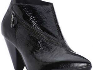 Μποτάκια/Low boots Juice Shoes NERO NAPLAK