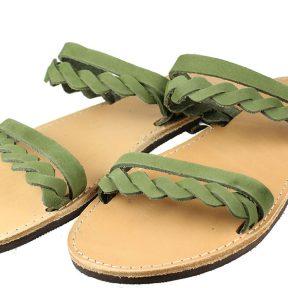 Handmade Sandals 103 Λαδί