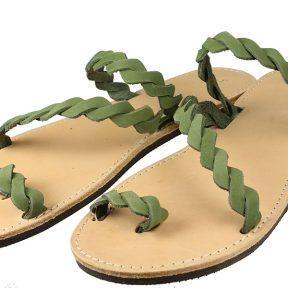 Handmade Sandals 130 Λαδί